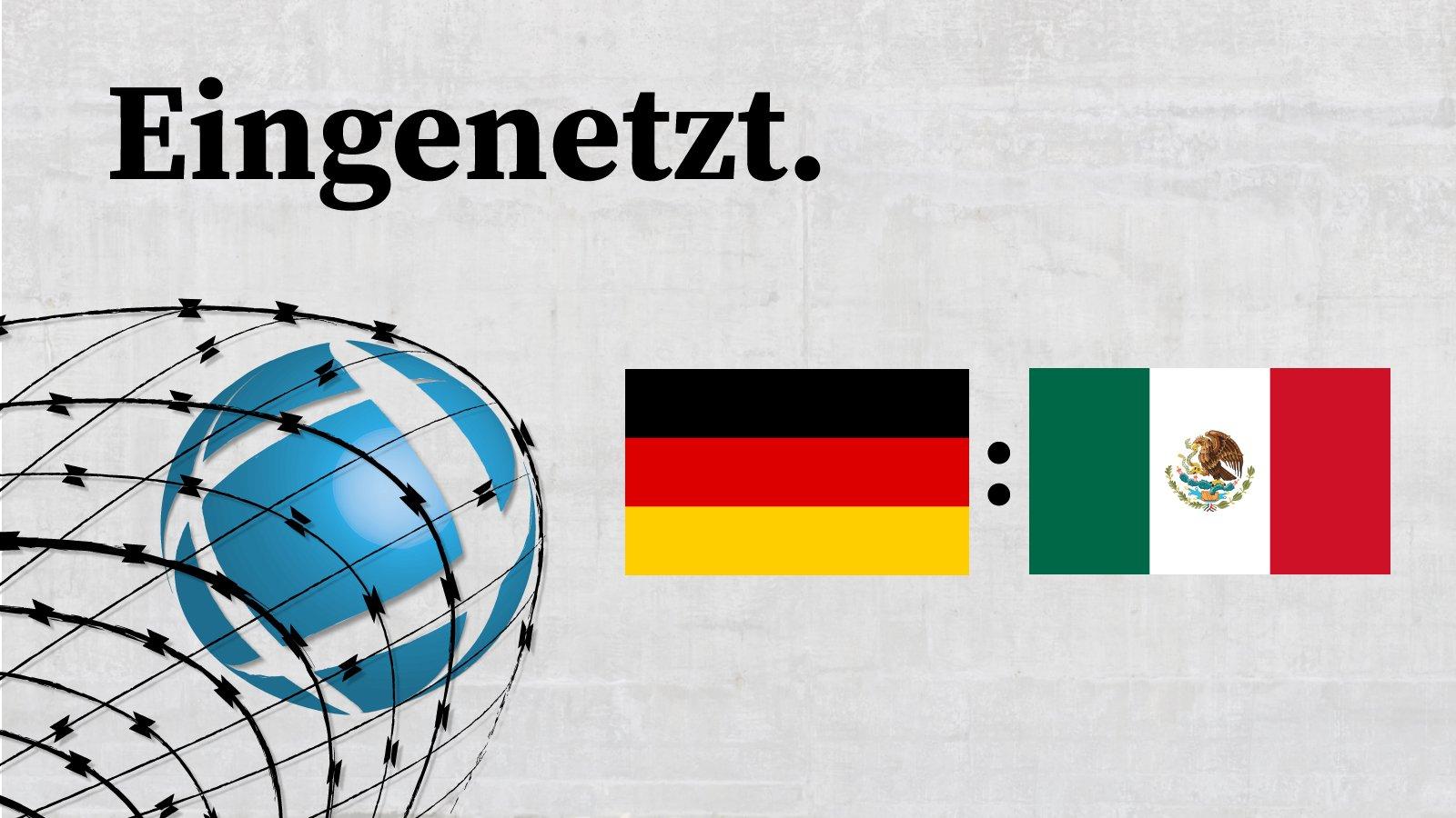 Germany - Mexico