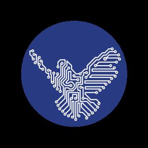 Cyberpeace-Logo__Weiss-Blaukreis-Schriftzug