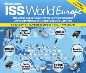 Broschüre der ISS Europa 2014.