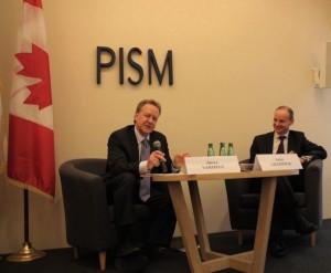 Steve Verheul, Chefunterhändler von Kanada. Bild: Polnisches Institut für Internationale Angelegenheiten. Lizenz: Creative Commons BY-NC-ND 2.0.