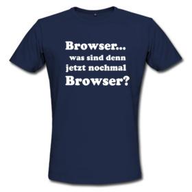 Was ist noch mal ein Browser